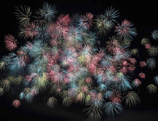 fireworks, happy new year, inspiration, quotes