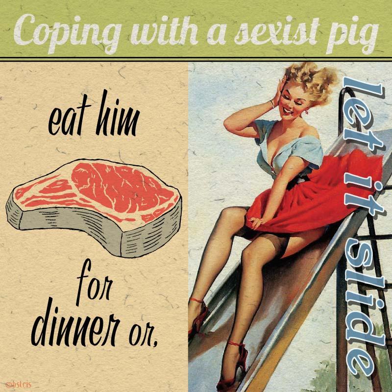 Sexist-Pig