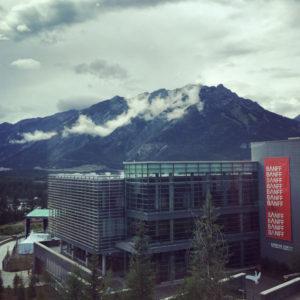 Kinnear, Banff Centre, creative pathway